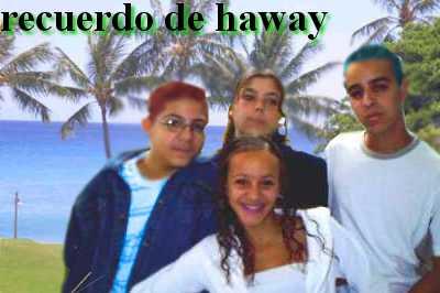 Desde hawai con amor...